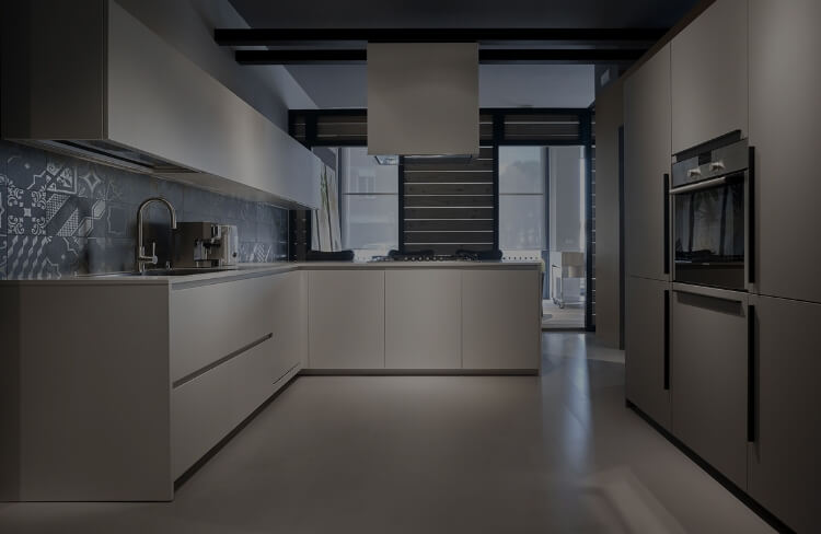 Contemporary & Modern Italian kitchen Furniture - Belvedere Exclusive Interiors