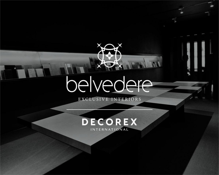 DECOREX 2019 - 6-9 October, Olympia London Stand G168