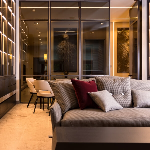 Penthouse - Belvedere Exclusive Interiors